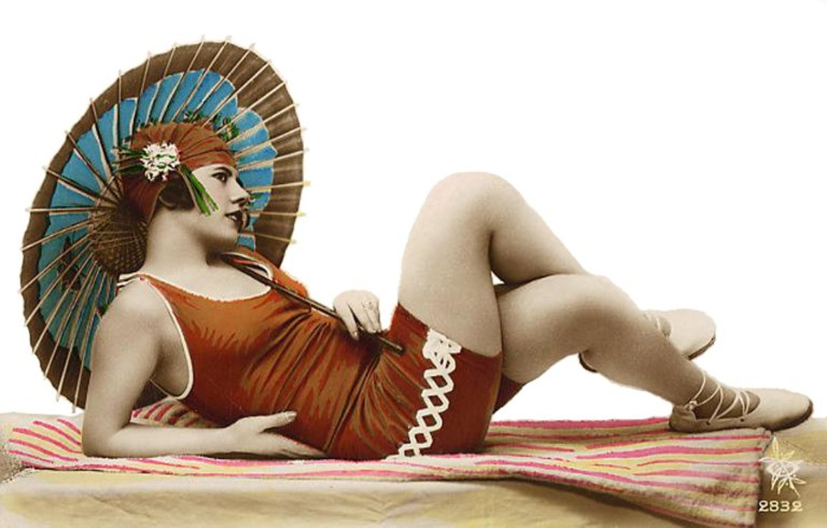 Swimsuits: The History of Swimwear for Women