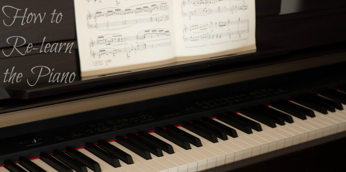How to Relearn the Piano After Not Playing for a Long Time