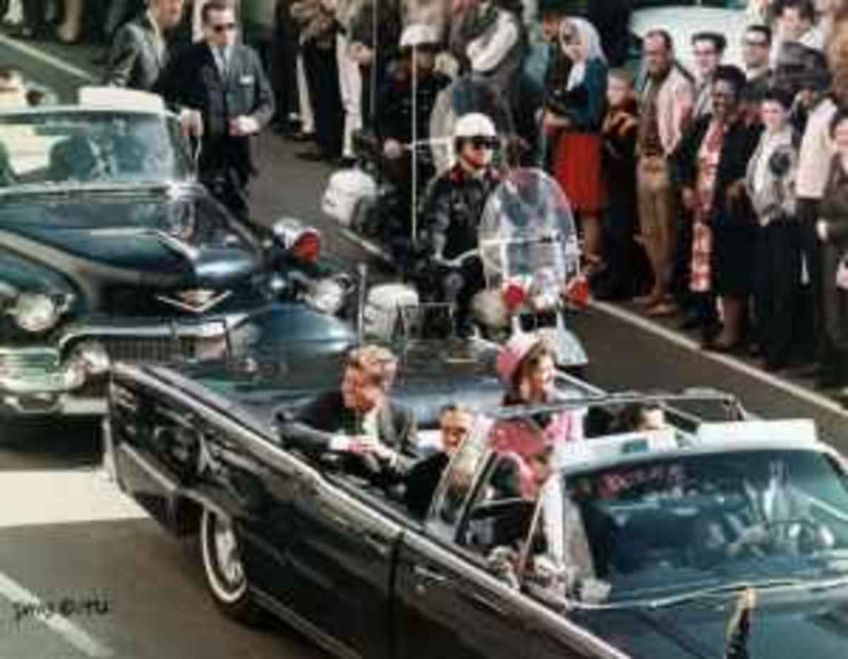 Who Really Assassinated JFK?