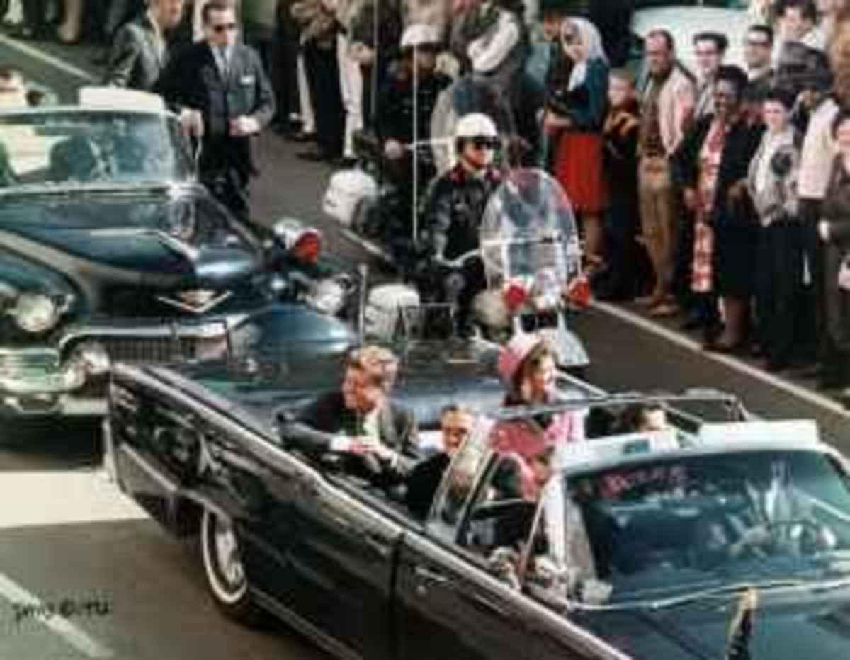Who Really Assassinated JFK?