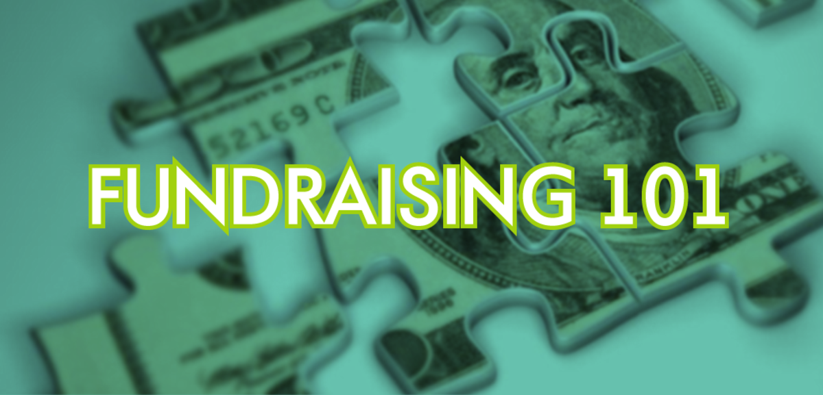 101 Ways to Fundraise