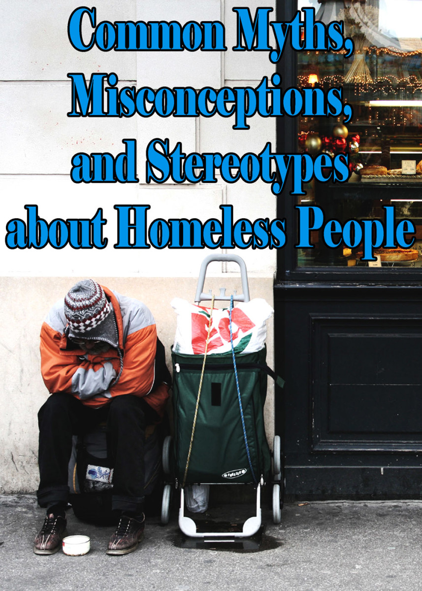 Common Stereotypes and Misconceptions About Homeless People