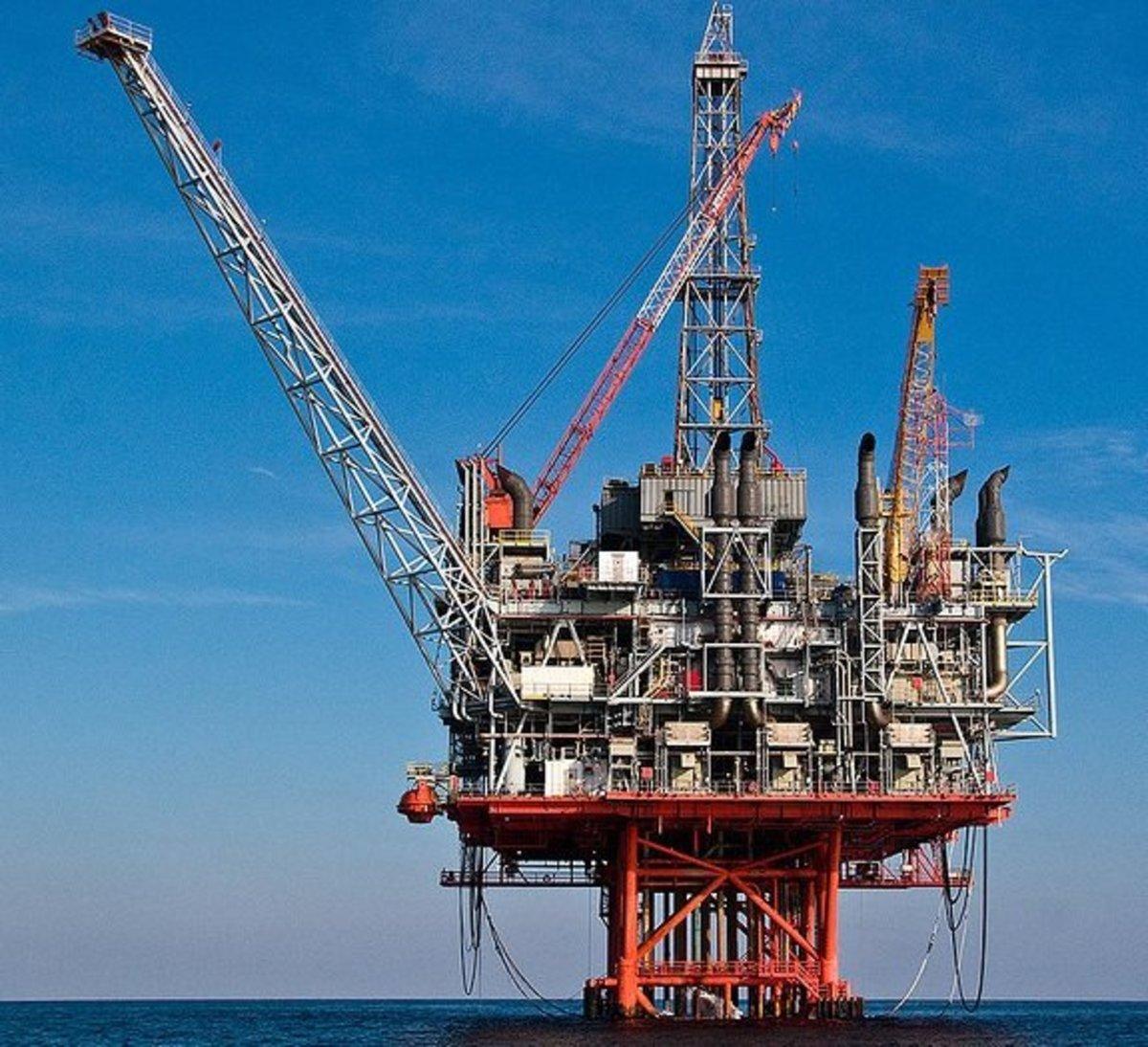 Audubon Magazine on Gulf Drilling