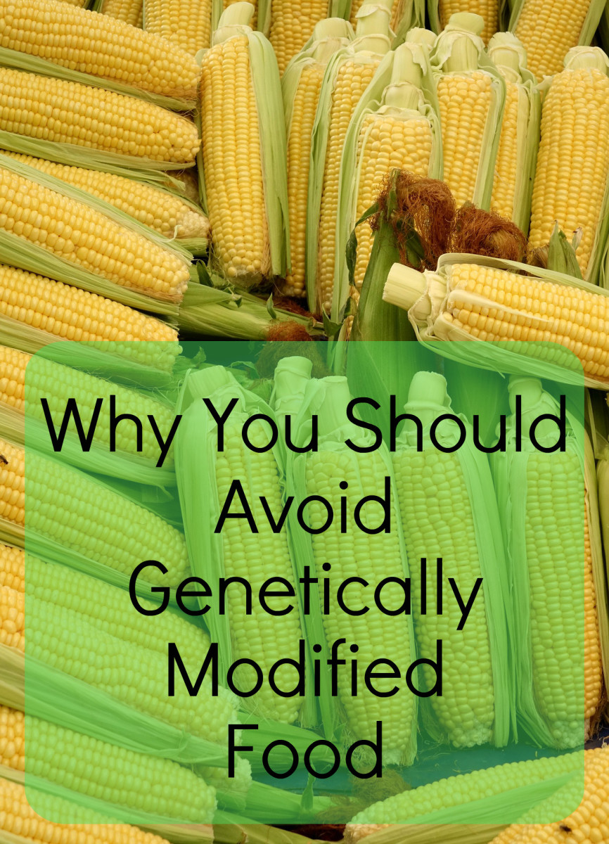 The Negative Side Effects of Eating Genetically Modified Foods