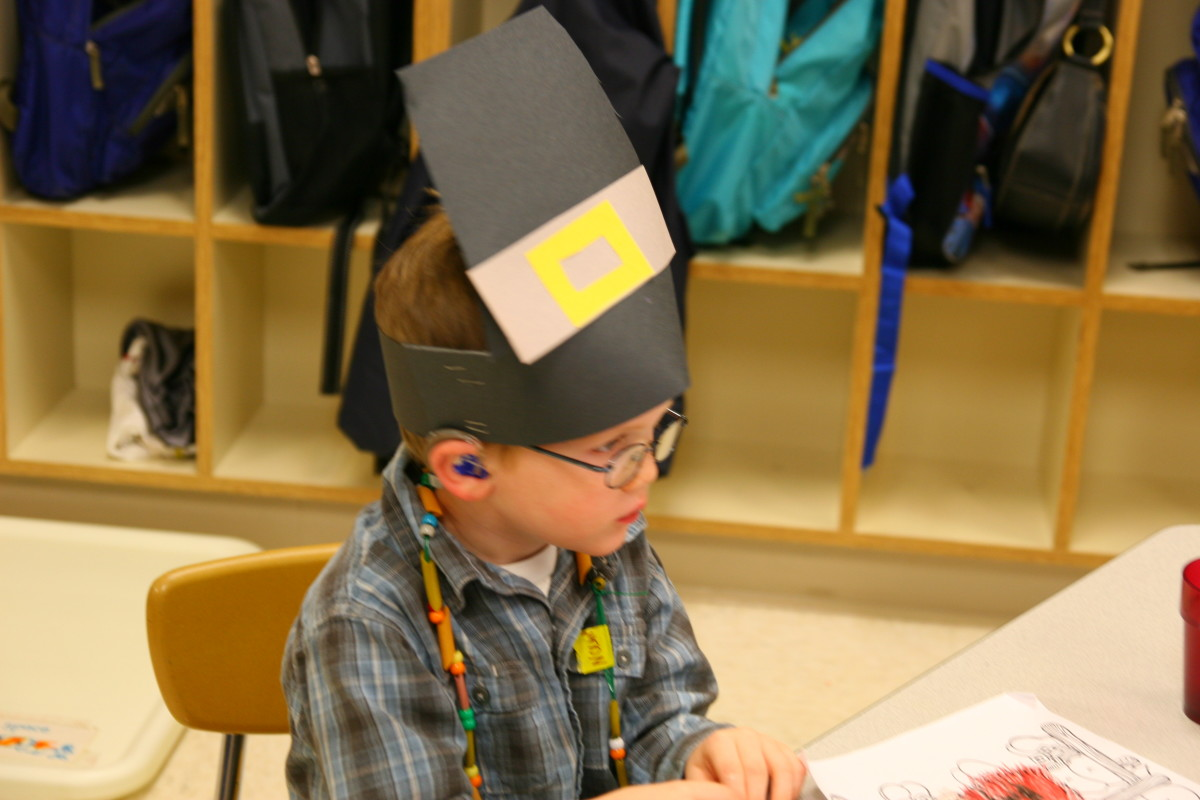 """Children with hearing loss who receive no intervention will have difficulty with reading, speaking, communication, and socialization. Our son received early intervention and appropriate services to """"bridge the gap."""""""