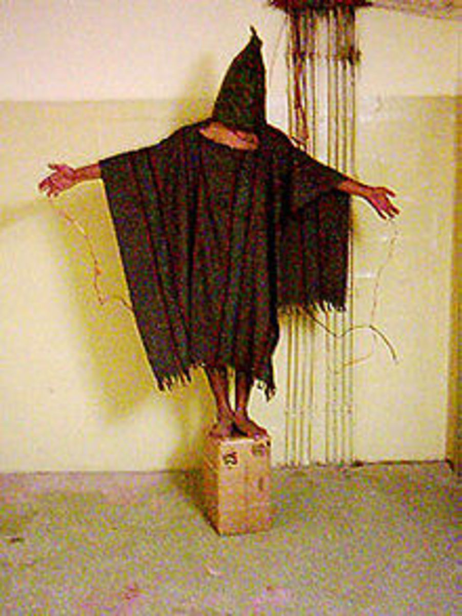 Abuse and Authority: The Abu Ghraib Comparison