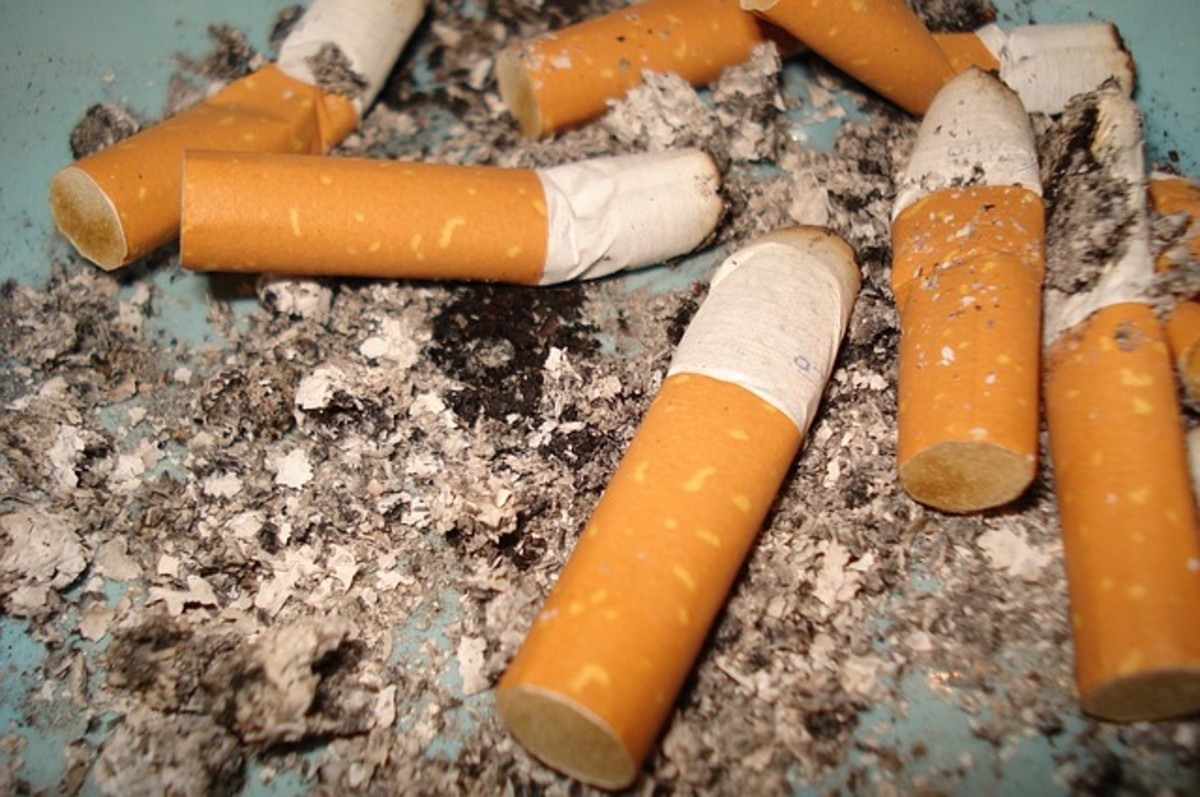 Should Cigarettes be Banned Completely?