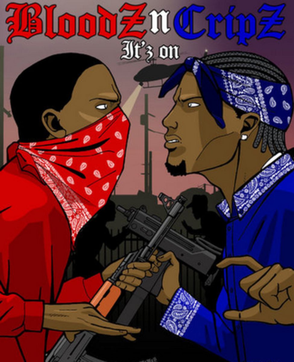Bloods and Crips, Is There a Way Out From Gangs?
