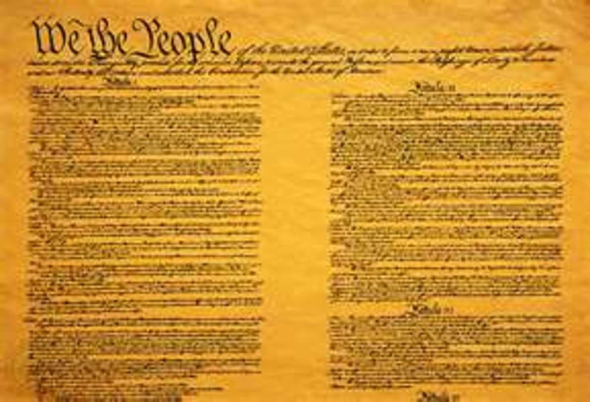 The Influence of the United States Constitution and Its Origins