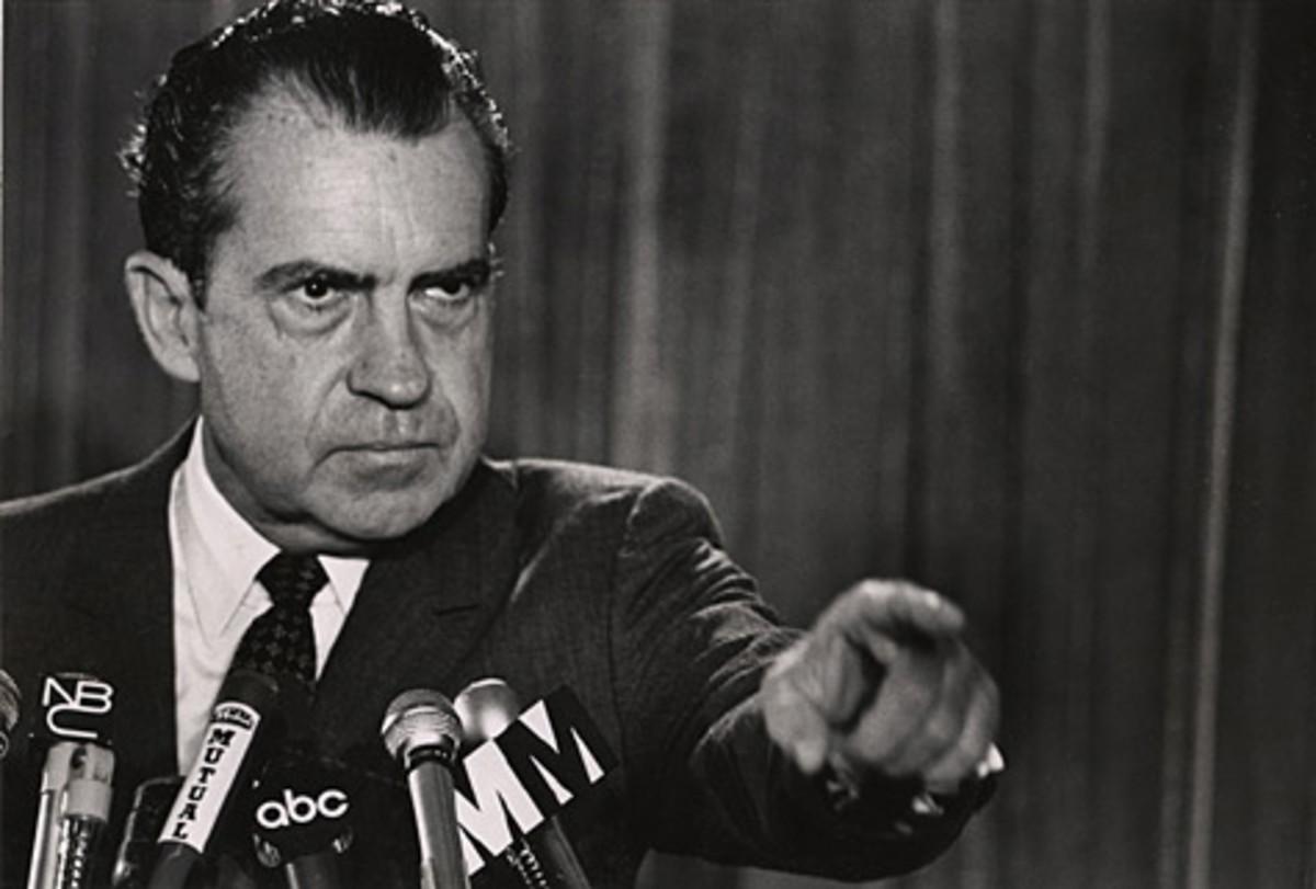 Richard Milhous Nixon - Founder Of The Drug War