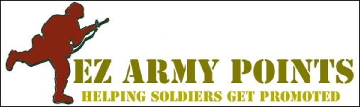 Check out The Army Promotion Points Blog
