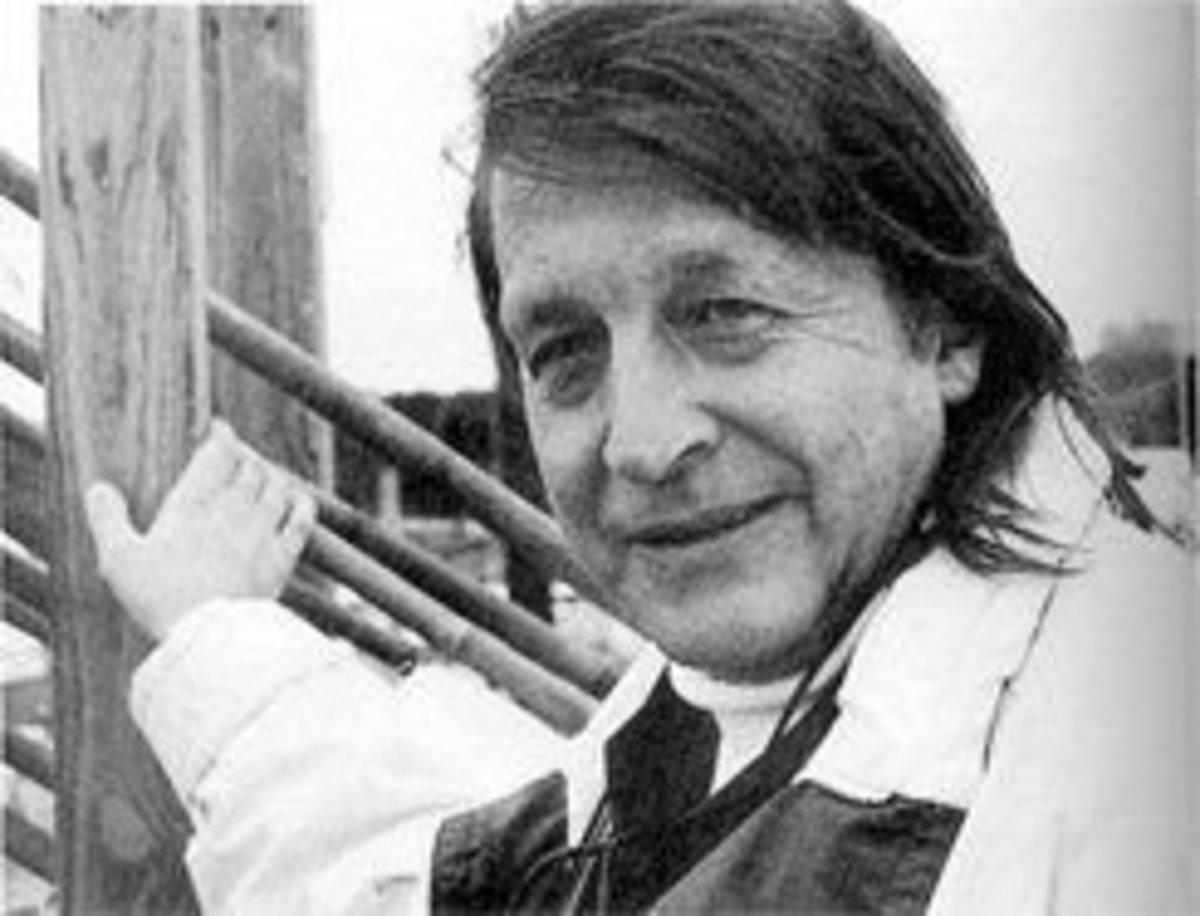 Photograph of George Jung