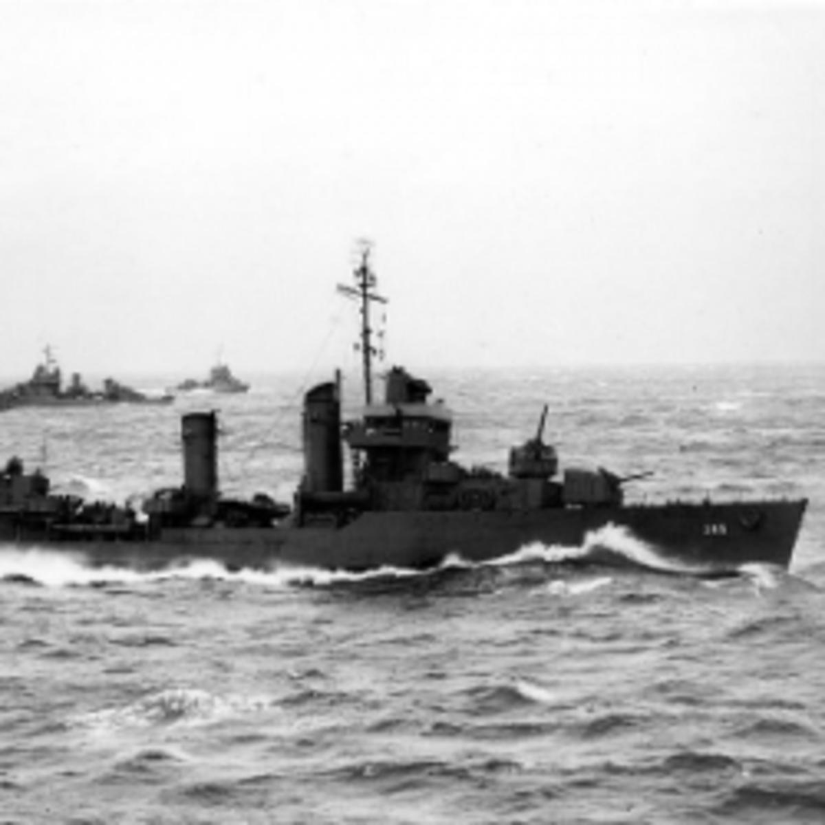 U.S. Naval Flagship