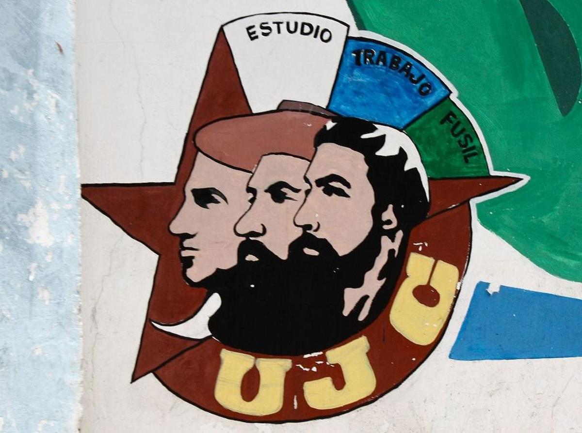 Most Cubans still support the revolution.