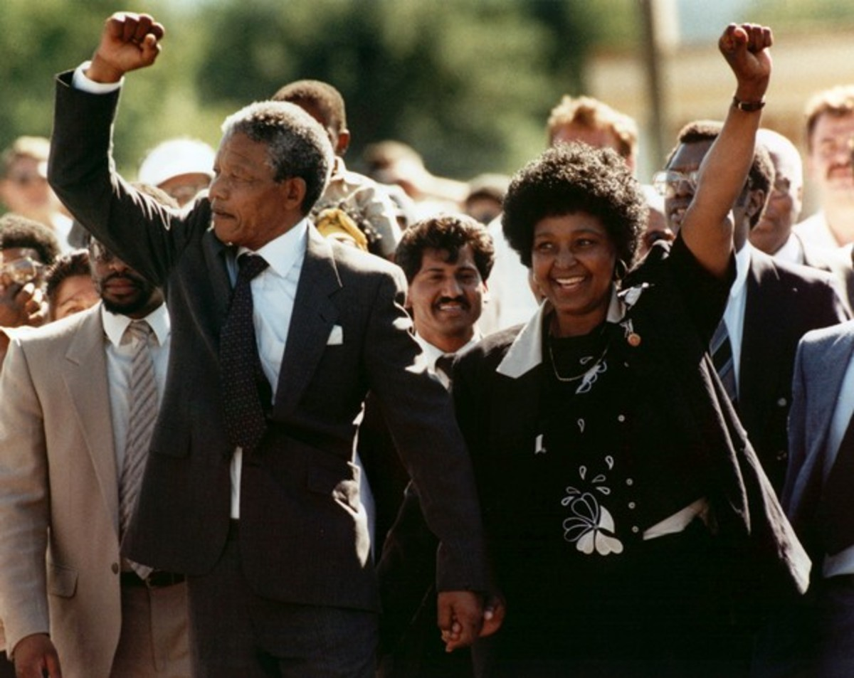 Mandela and Winnie-When Hope Was Revamped and Kept Alive