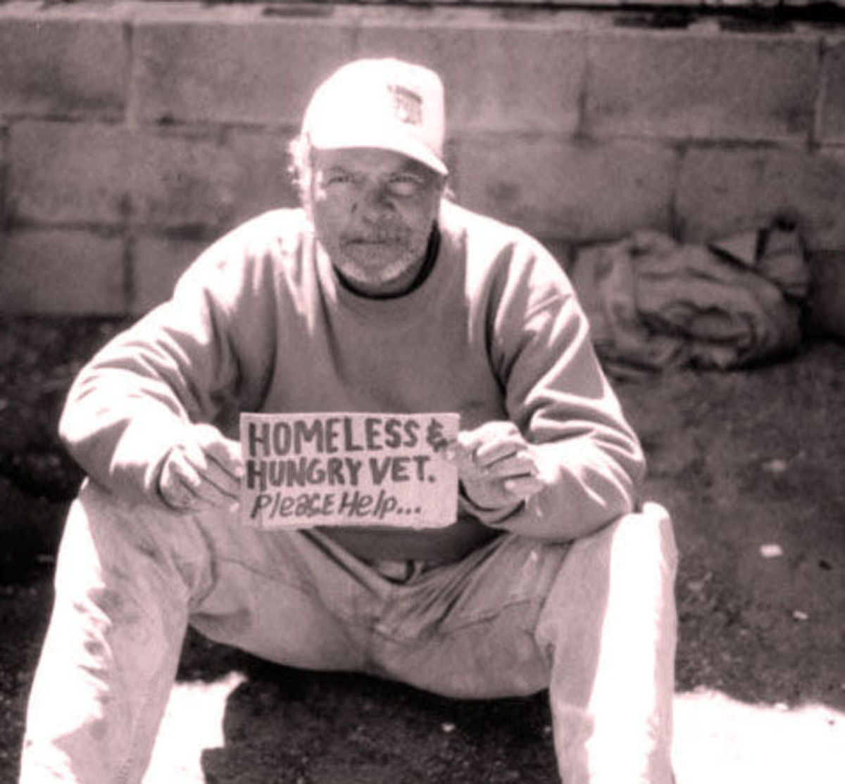 Homeless veterans should never be treated as if they have outlived their usefulness.  These are people who have earned our respect, not our disdain or pity.