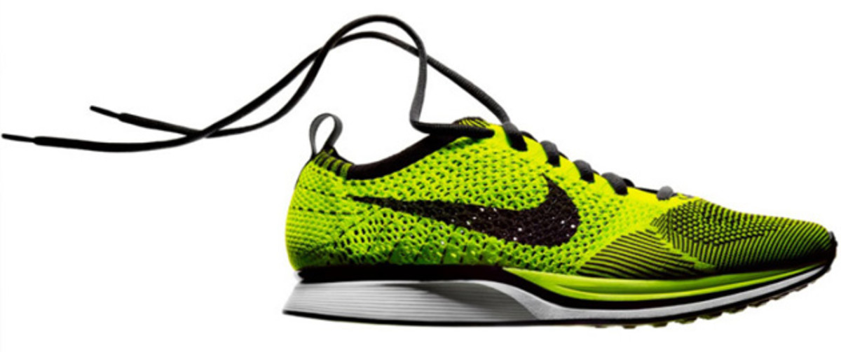 The Nike 'swoosh is now a globally recognisable symbol.