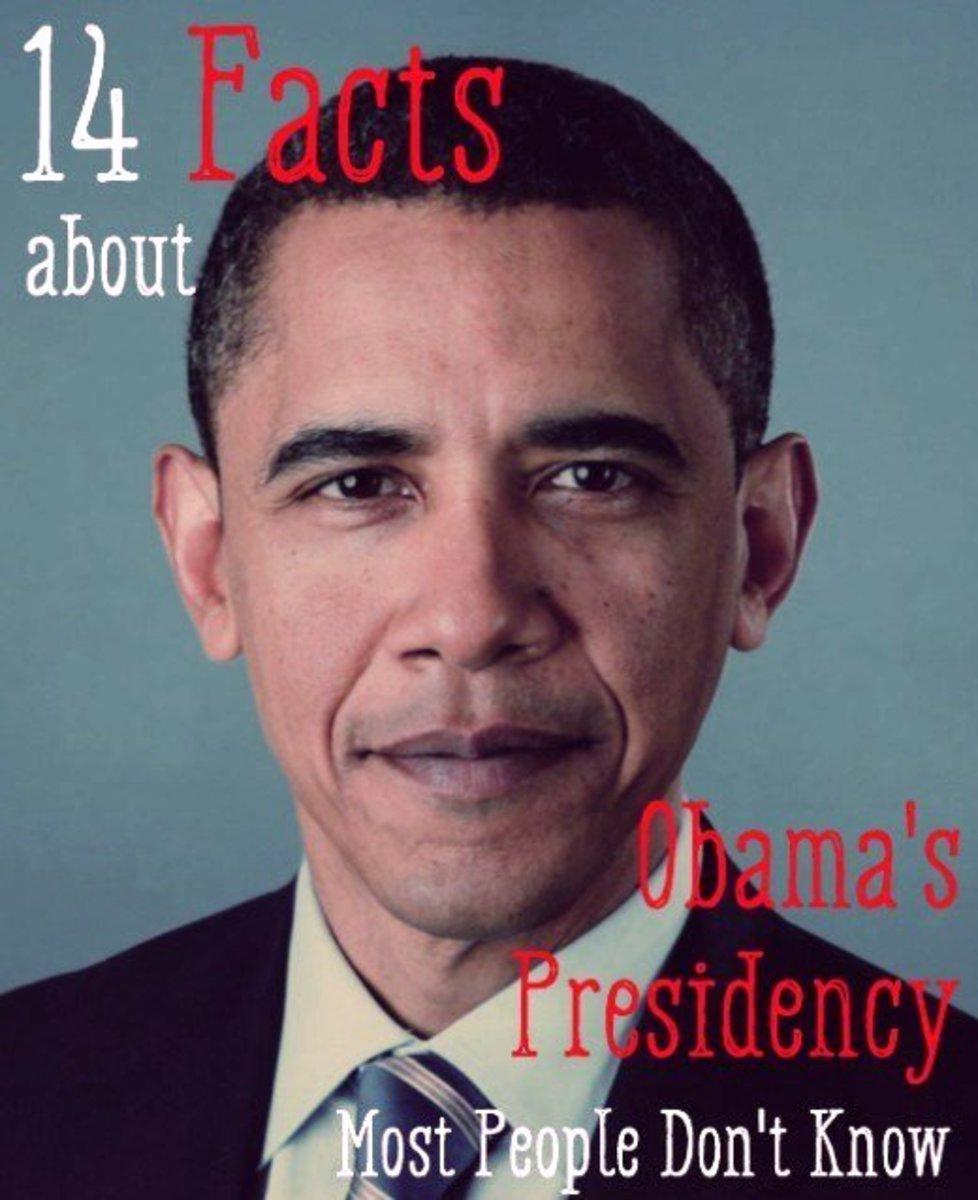 14 Facts About Obama's Presidency Most People Don't Know
