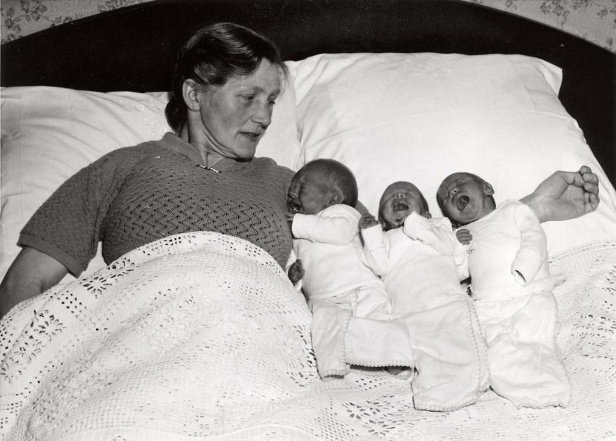 The Story of New York Triplets Separated at Birth
