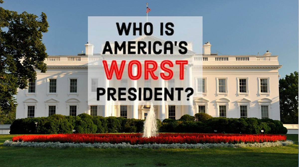The Verdict Is in: Guess Who's the Worst President in US History?