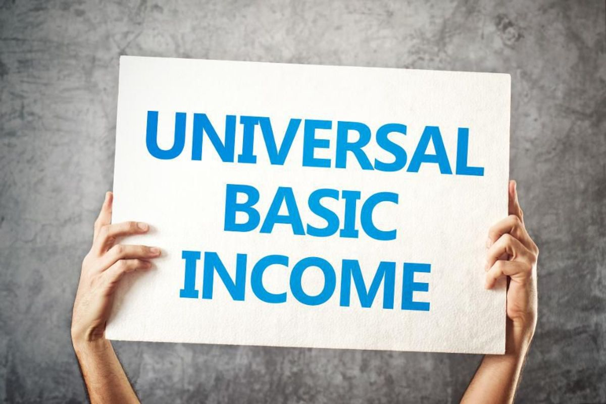 Guaranteed Basic Income—Now Is the Time