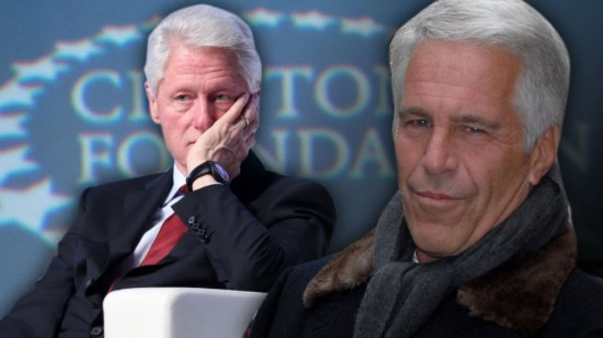 "Woman Who Alleged Bill Clinton ""Must Have Known"" About Sex Offender Files Suit Against Epstein Prosecutors"