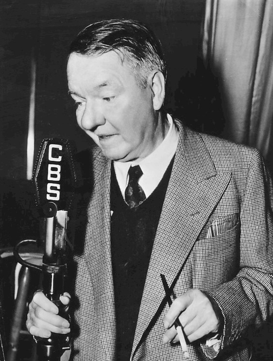 Photo of W. C. Fields