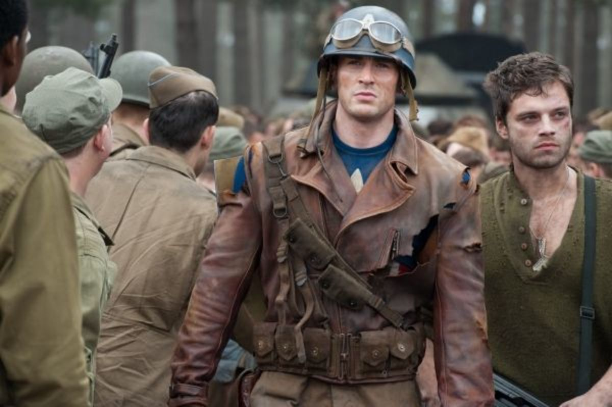 A fictional character created during extreme times, Captain America was from a time where one did whatever it took to achieve victory