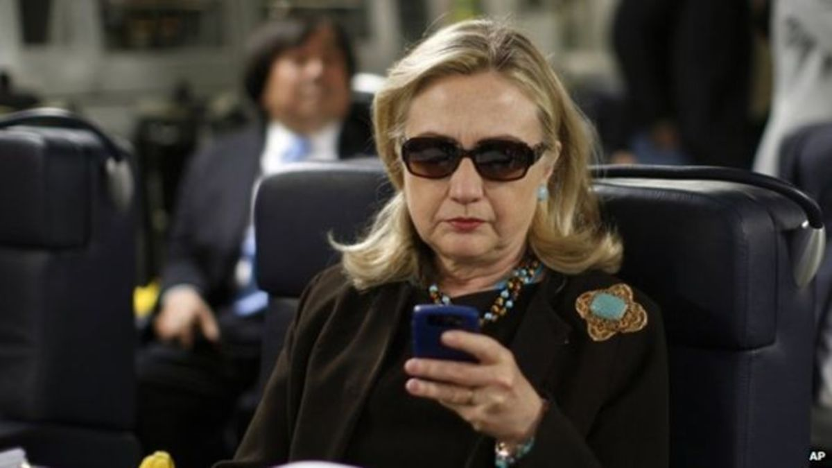 Why Hillary's EmailGate Is Real