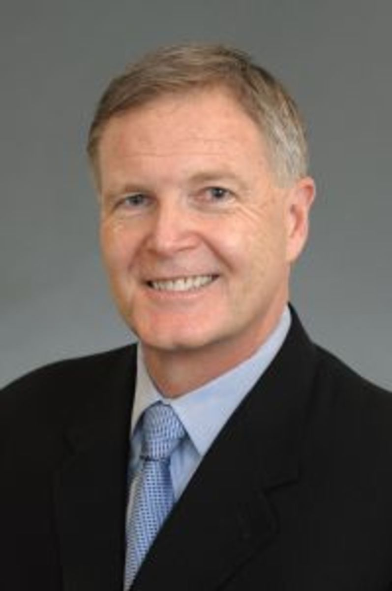 Frank Dixon, Chairman of Democratic Party of Oregon