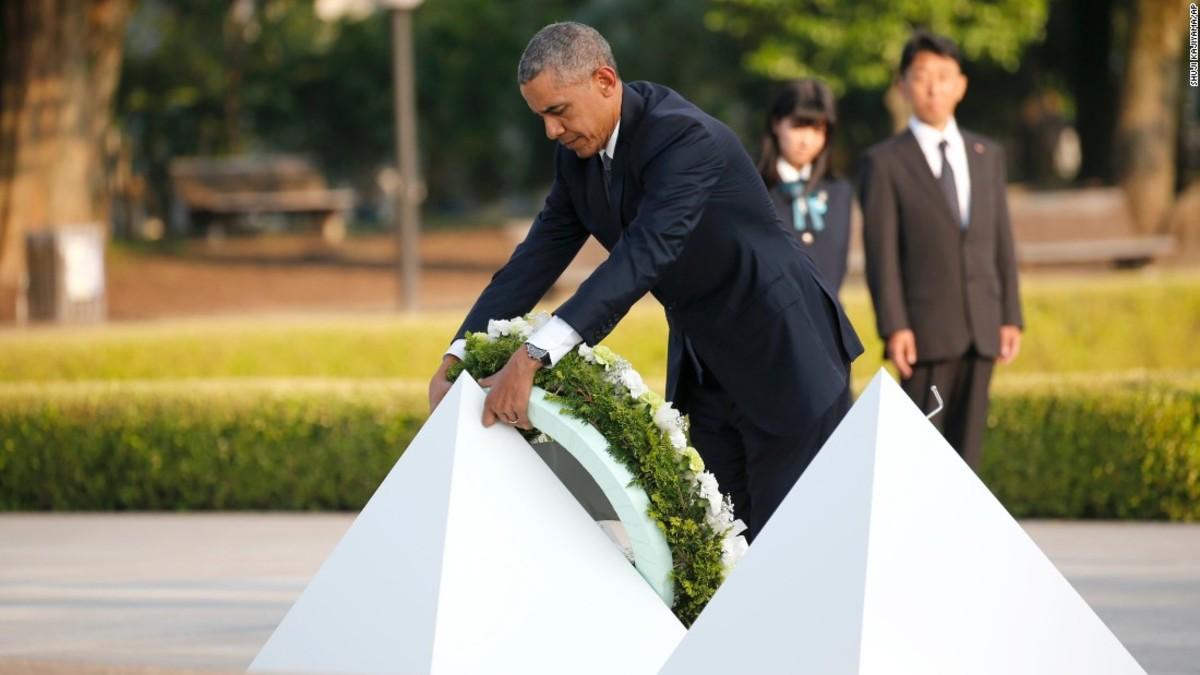 President Obama's Trip to Hiroshima: Empathy Without Apology