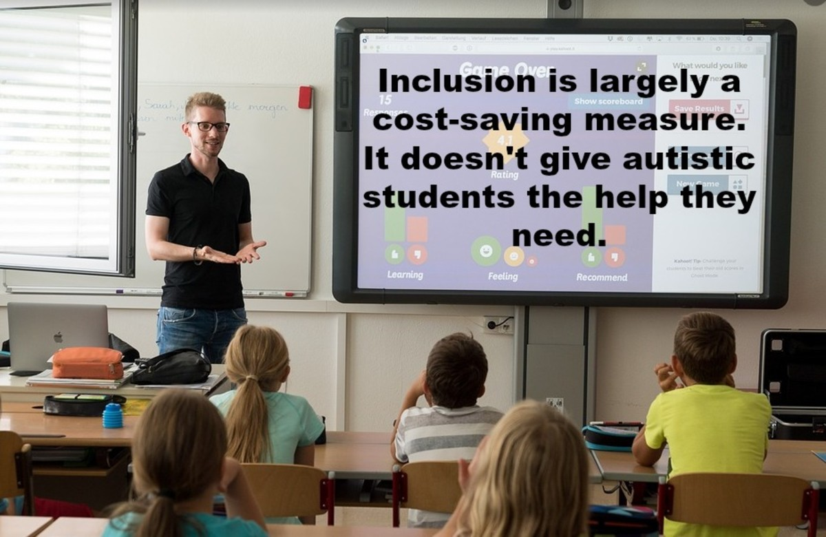 Why Autistic Students Need More Than Full Inclusion in Special Education