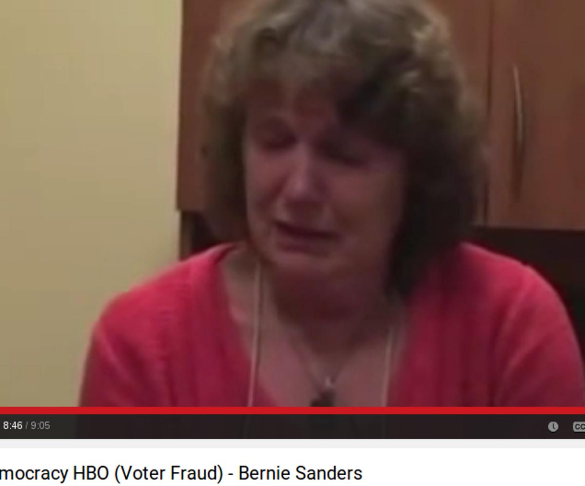 "HBO's ""Hacking Democracy"""