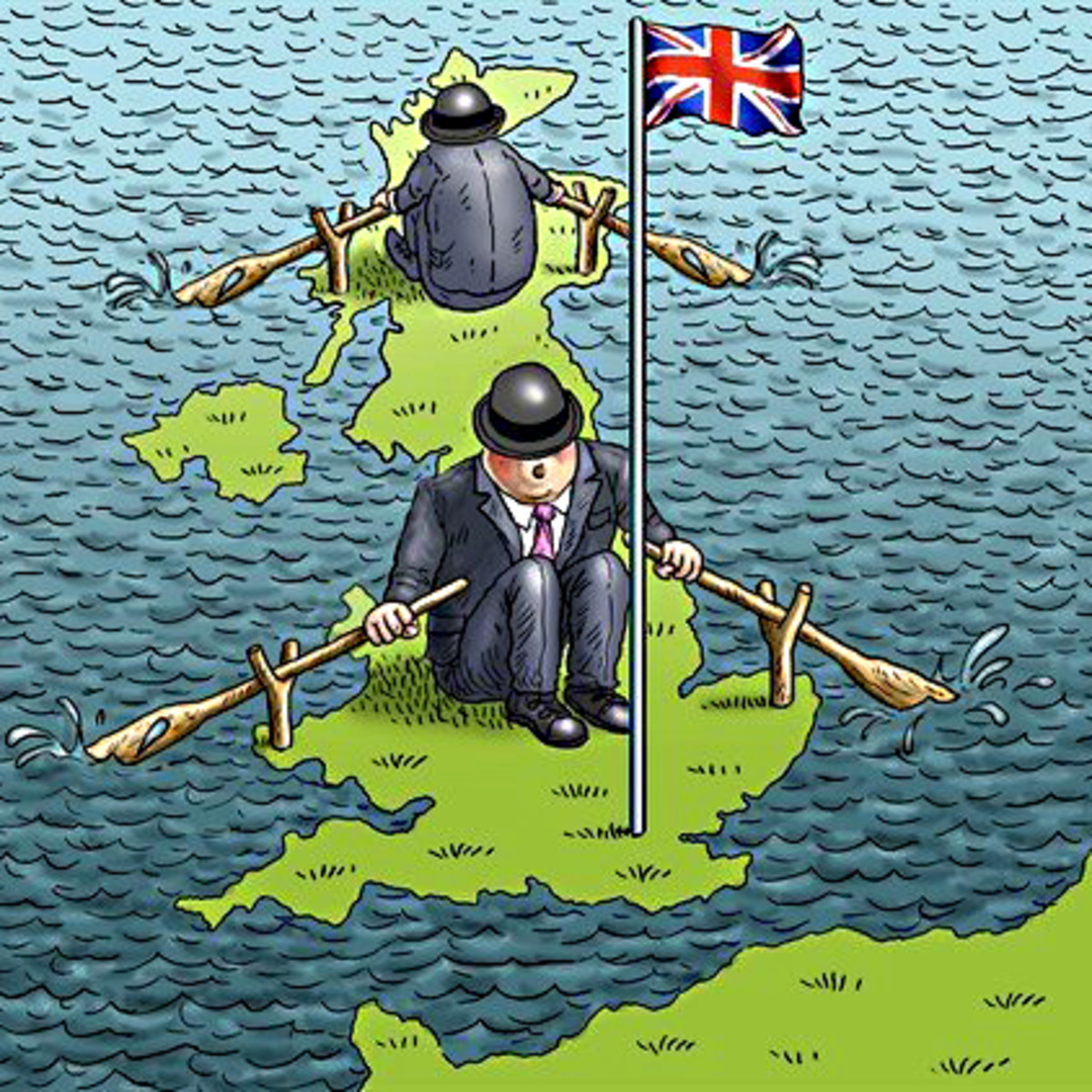 The Exit of the United Kingdom from the European Union