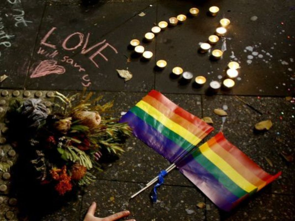 The Orlando Shooting: Here We Go Again