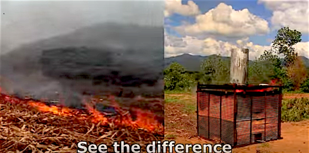 Biochar and Global Warming - Can This Be a Solution?