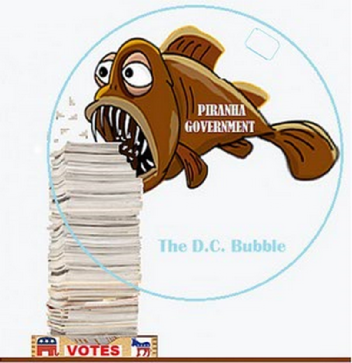 Libertarians, Idealists, Realists, and the Wasted Vote Nonsense