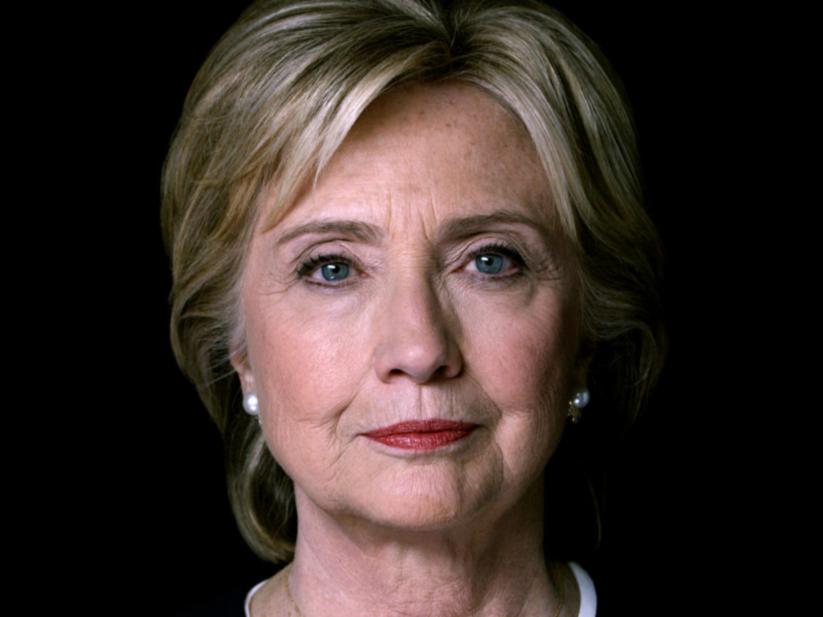 Am I The Only Liberal Struggling With Clinton As The Democratic Party Nominee?