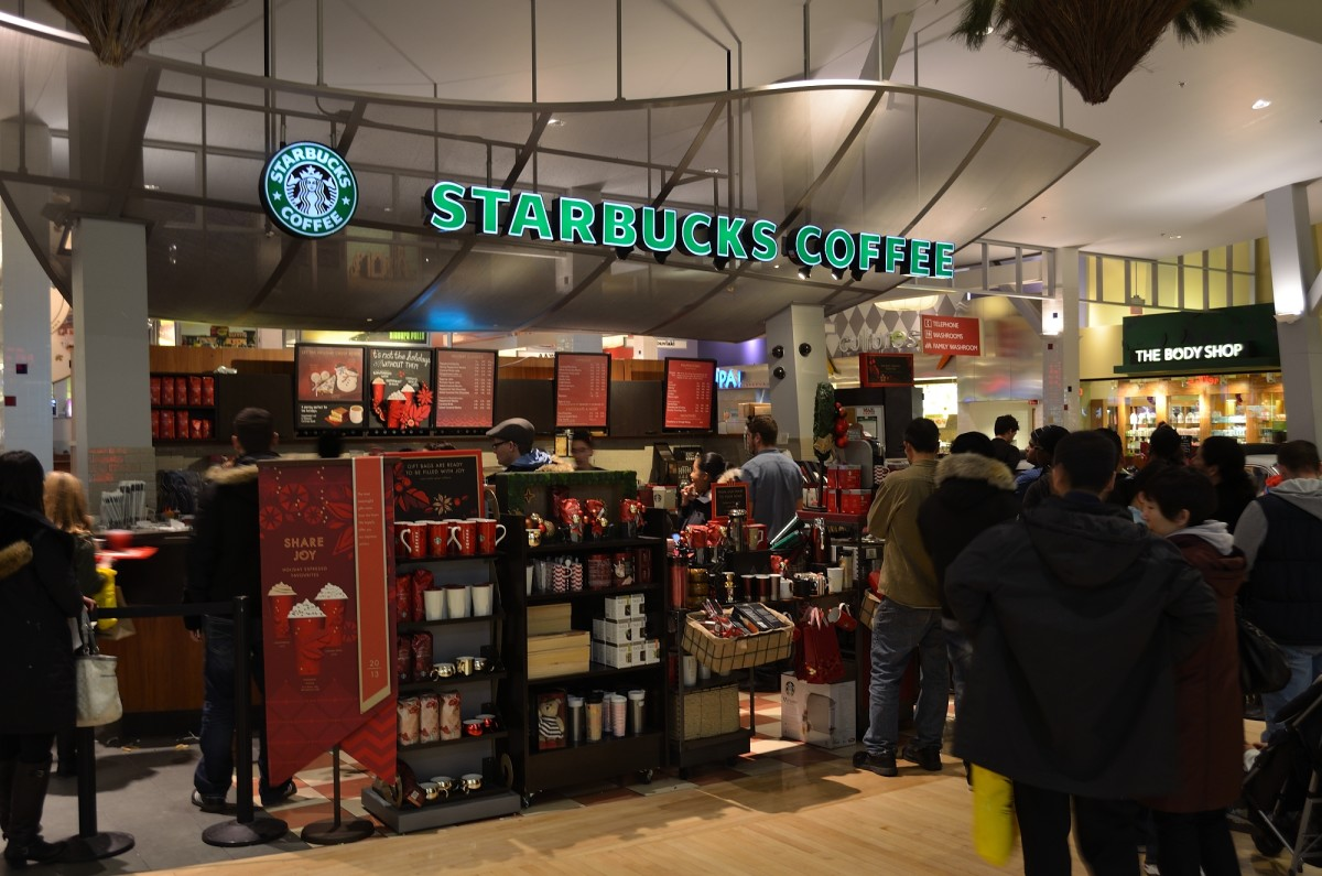 Starbucks has faced a number of seemingly frivolous lawsuits about its drinks.