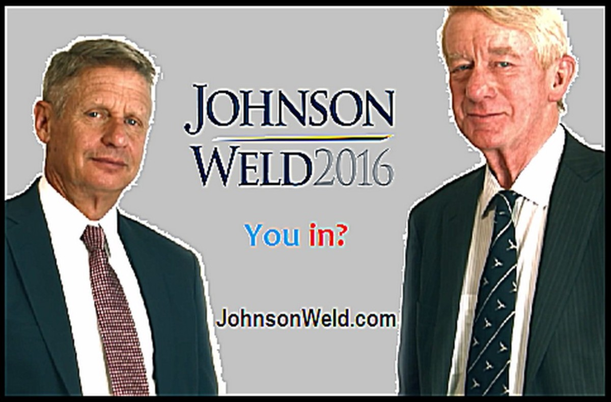 The two former Republican Governors: Too much politicizing, not enough libertarianizing.