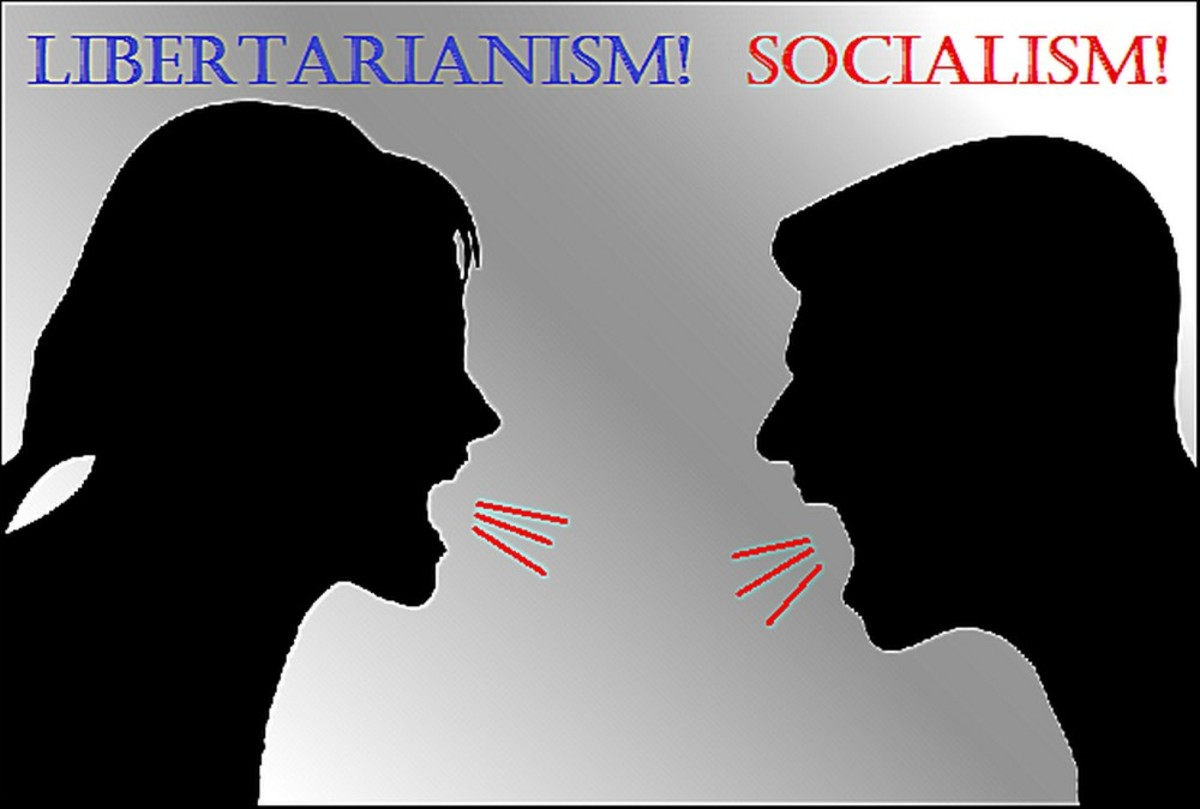 Five Mistakes: A Socialist Lectures a Libertarian on Libertarianism
