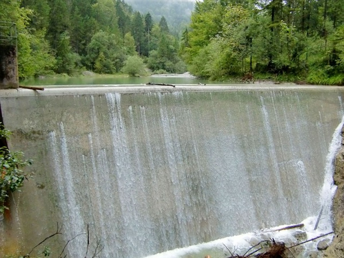 Oregon Dam Removal: A Sustainable Choice
