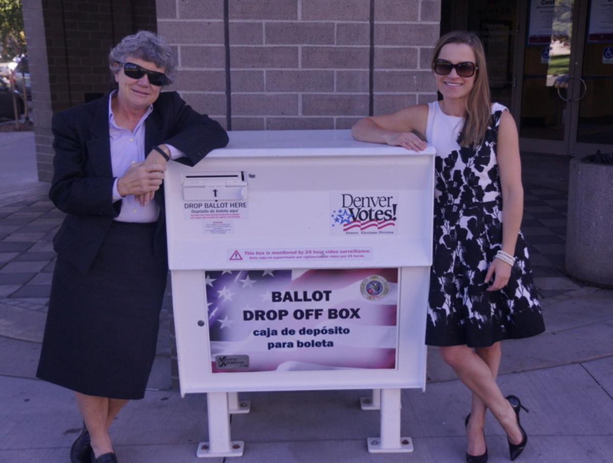 Election Chief in Colorado Signals She Will Destroy Ballot Records Which Could Prove Election Fraud