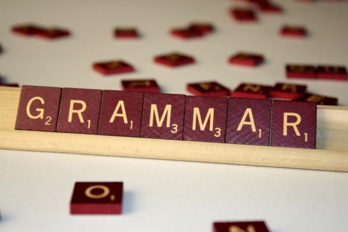 Grammar and Power