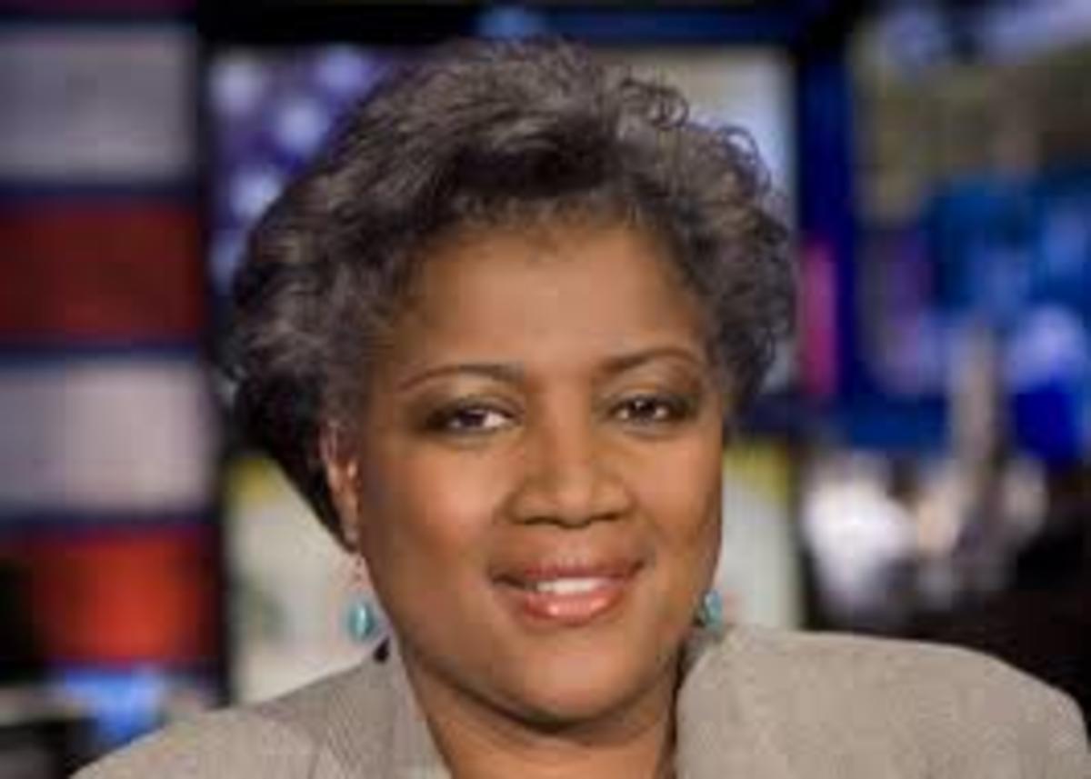 DNC Chairwoman Donna Brazile