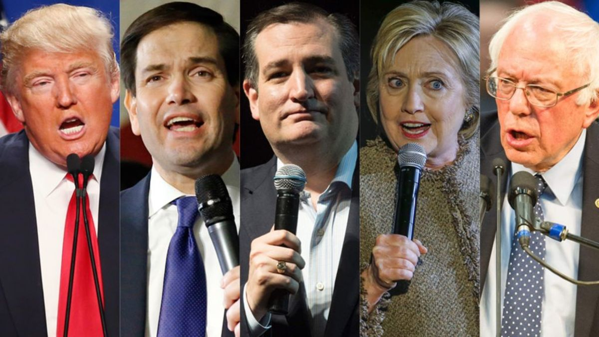Which of these candidates was most qualified to become president?