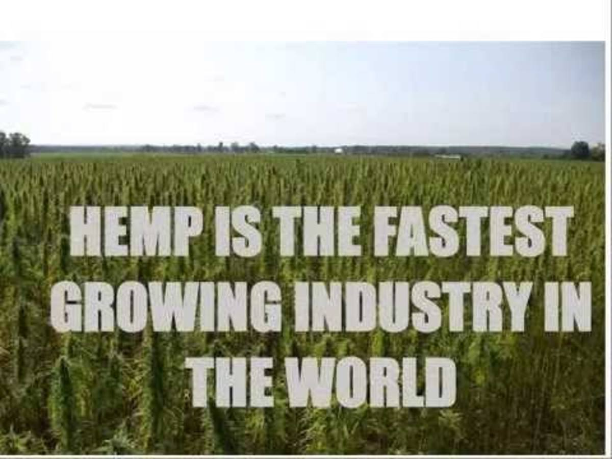 Native Americans and Industrial Hemp Farming