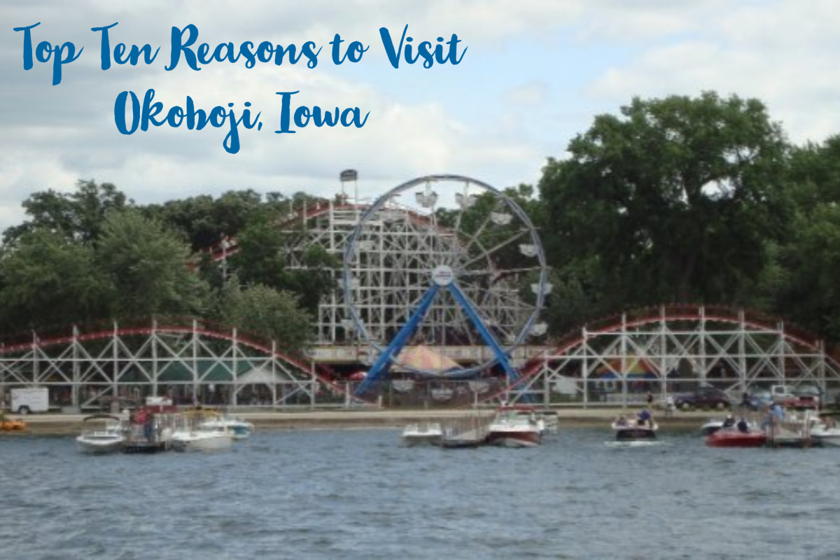 10 Reasons to Visit Okoboji, Iowa