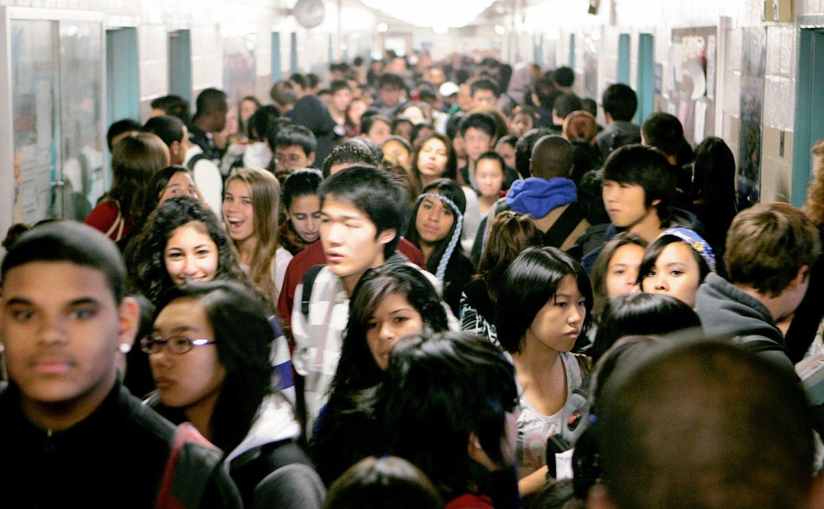 Overcrowded Schools