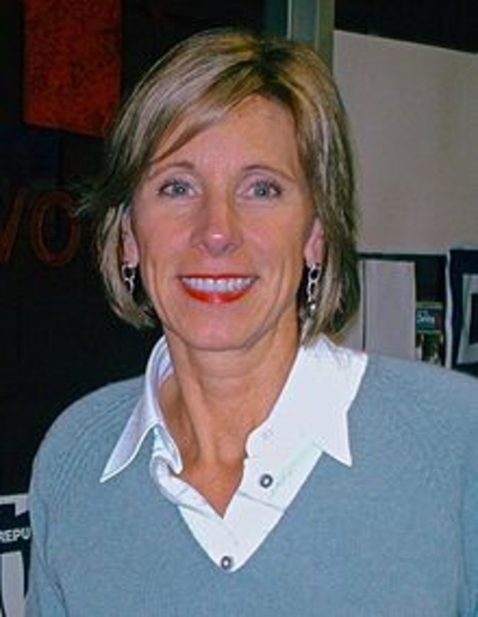 Billionaire Betsy DeVos has been nominated as the next Secretary of Education by president-elect Donald Trump.